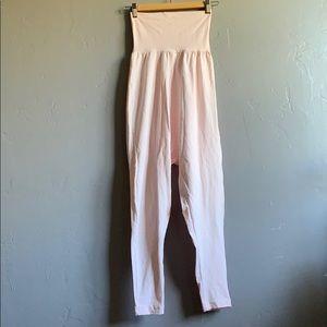 American Apparel pink elephant harem Lounge pants!